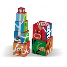 Cubos Apilables Mic