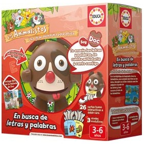 "Los Animalitos ""Doc"" Educa"