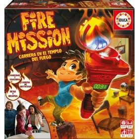 Fire Mission Educa