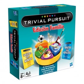 Trivial Pursuit Familia Hasbro
