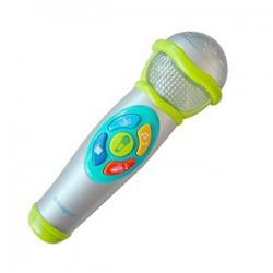 Micrófono efectos sonoros