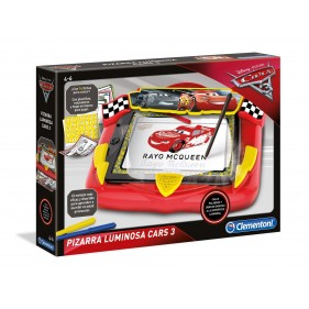 Pizarra Luminosa Cars 3