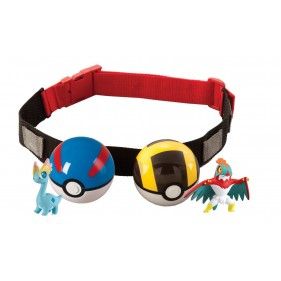 Pokemon cinturón entrenador