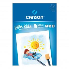 Bloc pintura Little Kids A3 Canson