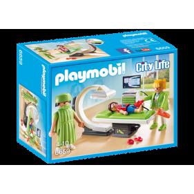 Playmobil 6659 – Sala de Rayos