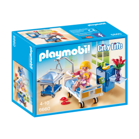 Playmobil 6660 – Sala de Maternidad