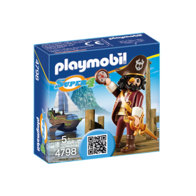 Playmobil 4798 – Sharkbeard