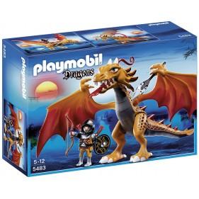 Playmobil 5483 - Dragón de fuego