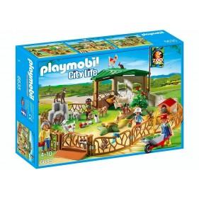 Playmobil 6635 – Zoo de mascotas para niños