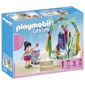 Playmobil 5489 – Escaparate con luces LED