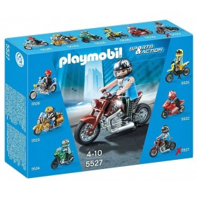 Playmobil 5527 - Moto custom