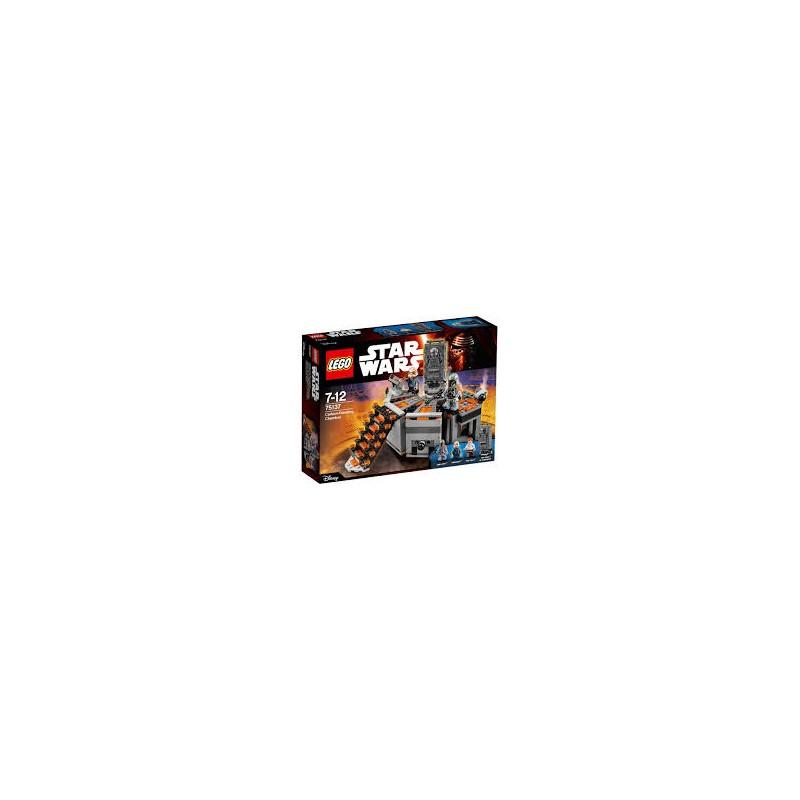 Lego 75137 - Star Wars Cámara de congelación en carbonita