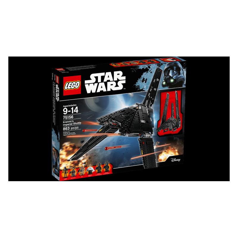 Lego 75156 - Star Wars Lanzadera imperial de Krennic