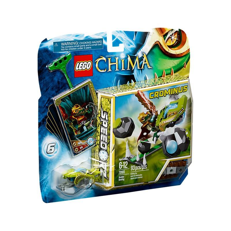 LEGO 70103 - Chima Bolera de rocas