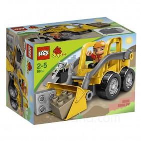 Lego 5650 - Duplo Pala Cargadora
