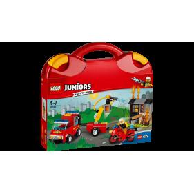 Lego 10740 - Maletín de patrulla de bomberos