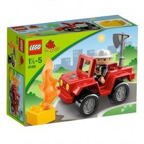 Lego 6169 - Duplo Jefe de Bomberos