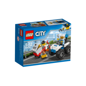 Lego 60135 - City Quad de arresto
