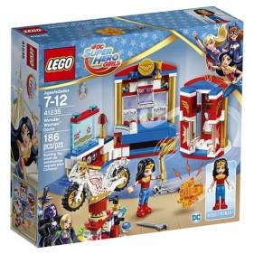 Lego 41235 - Super Hero Dormitorio de Wonder Woman