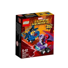 Lego 76073 - Super Heroes Mighty Micros: Lobezno vs. Magneto