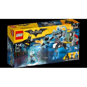 Lego 70901 - Batman Ataque gélido de Mr. Freeze