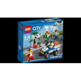 Lego 60136 - City Set de introducción: Policía