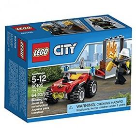 Lego 60105 - City Todoterreno de bomberos