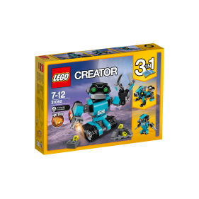 Lego 31062 - Robot explorador