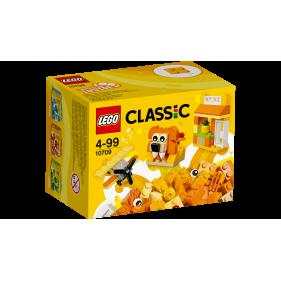 Lego 10709 - Classic Caja creativa naranja