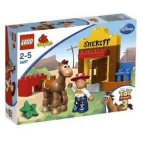 Lego 5657 - Duplo Vigilancia con Jessie
