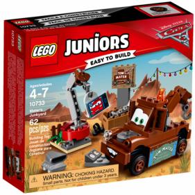Lego 10733 - Desguace de Mate