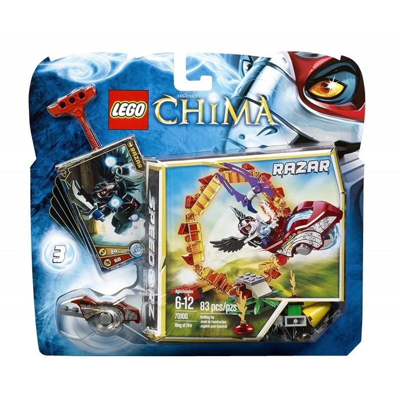 Lego 70100 - Chima Anillo de fuego