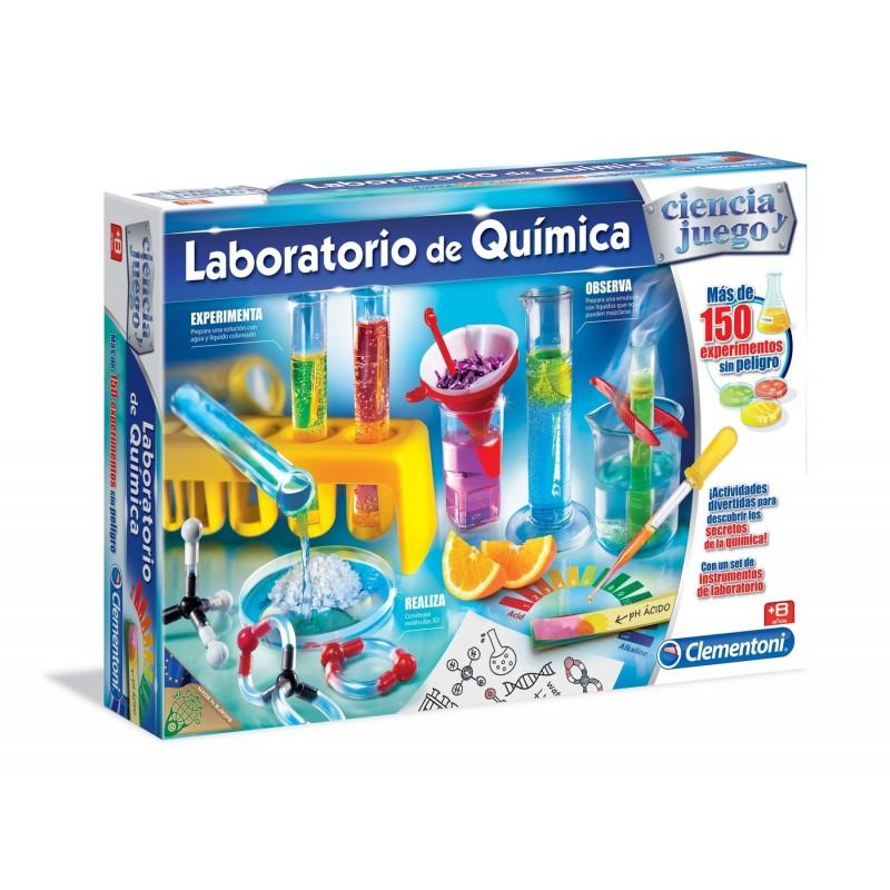 Laboratorio de Química Clementoni