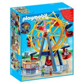 Playmobil 5552 - Noria con luces
