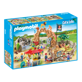 Playmobil 6634 - Gran Zoo