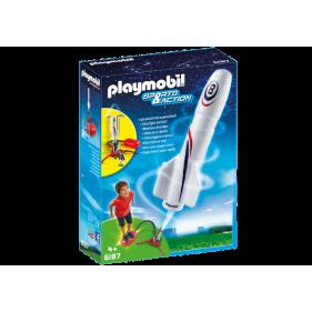 Playmobil 6187 - Cohete con Propulsor
