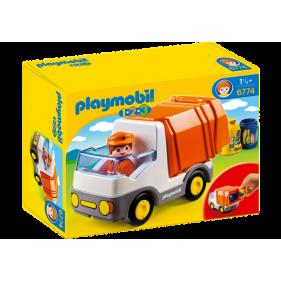 Playmobil 6774 - Camión de Basura
