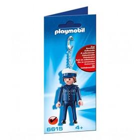 Playmobil 6615 - Llavero policía