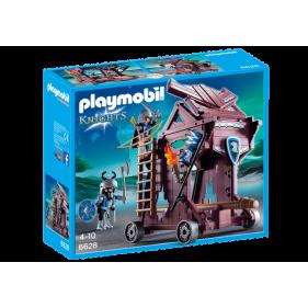 Playmobil 6628 - Torre de Ataque de los Caballeros del Halcón