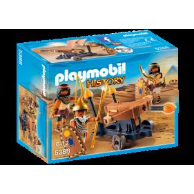 Playmobil 5388 - Egipcios con Catapulta