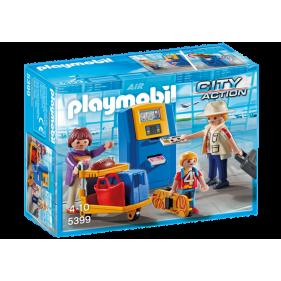 Playmobil 5399 - Familia Check- In