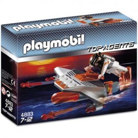 Playmobil 4883 - Buzo con torpedo