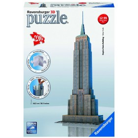 Puzzle 3D Ravensburguer - Empire State Building