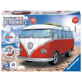 Puzzle 3D Ravensburguer - Furgoneta Volkswagen